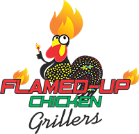Flamed-up-Chicken